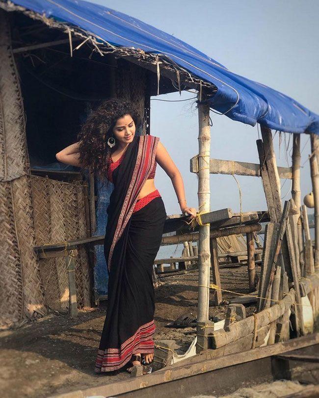 Anupama Parameshwaran New Stills