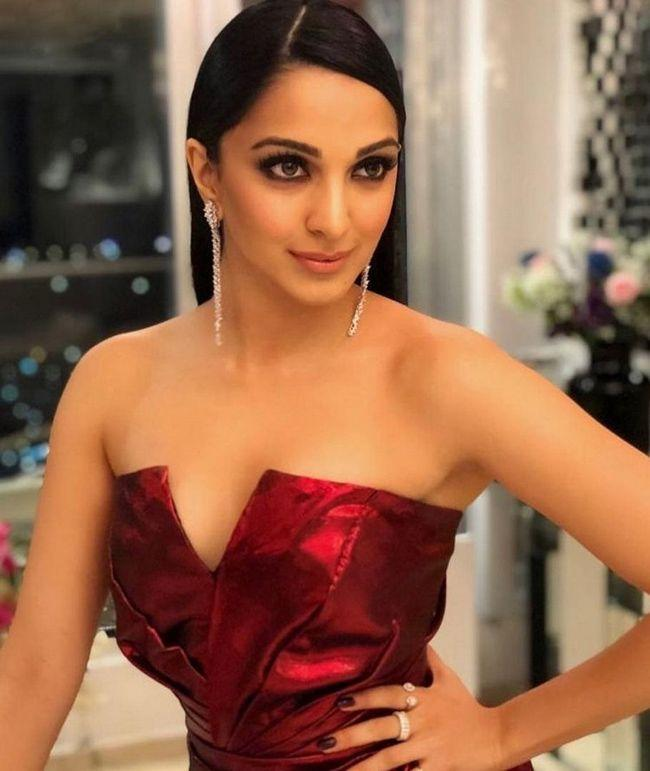 Kiara Advani Adorable Photoshoot