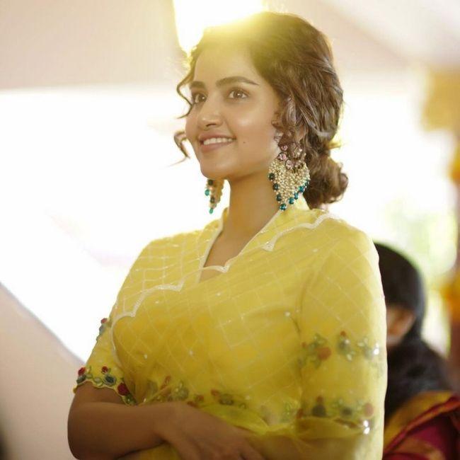 Anupama Parameswaran Amazing Pictures