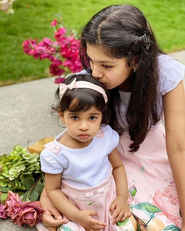 Chiranjeevi Son In Law Kalyan Dhev Family Pics