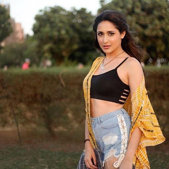 Pragya Jaiswal Joyful Photoshoot