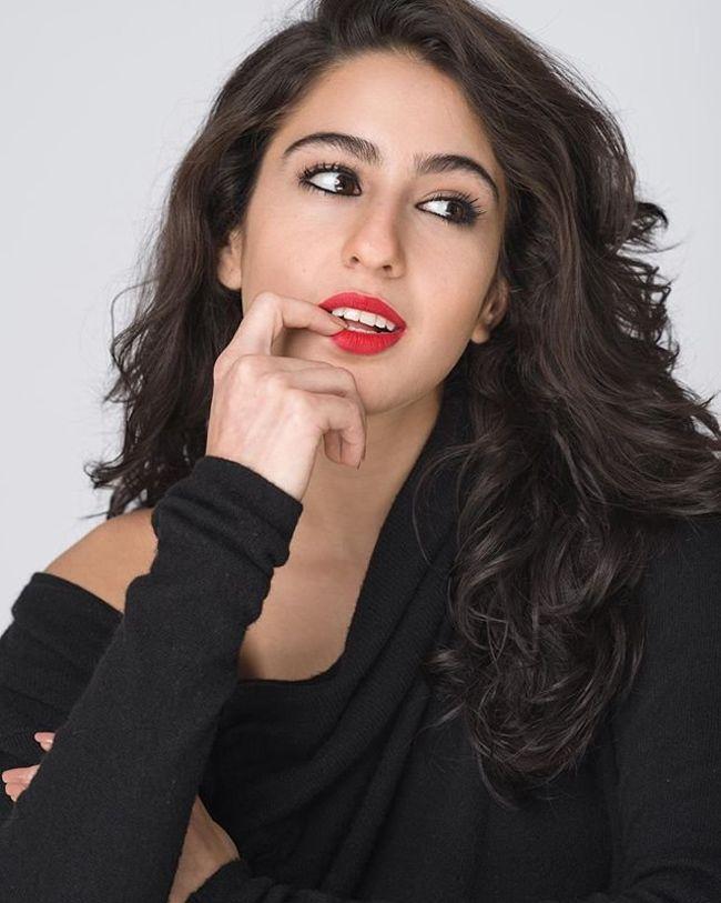 Sara Ali Khan Throwback Memories