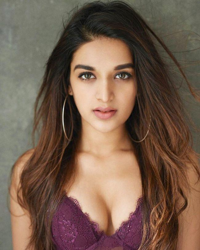 Nidhhi Agerwal Adorable Pictures