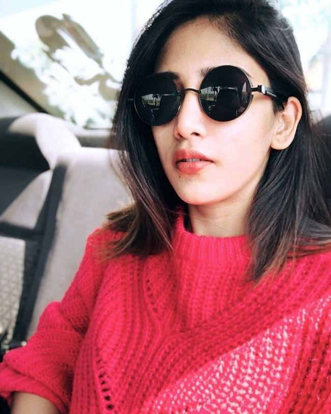 Chandini Chowdary Charming Looks
