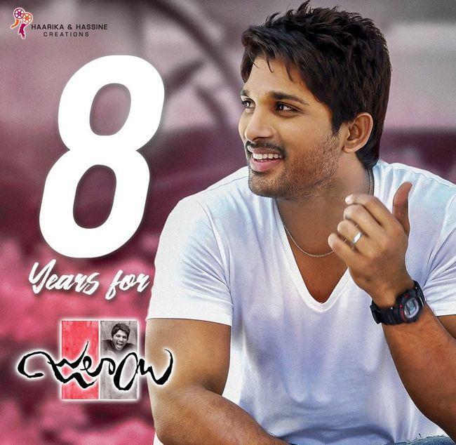 8 Years for Allu Arjun Julayi