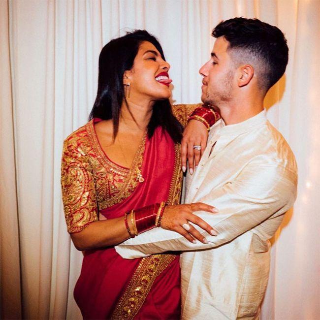 Priyanka Chopra And Nick Jonas Lovely Pictures