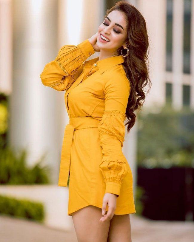 Musskan Sethi Beautiful Snaps