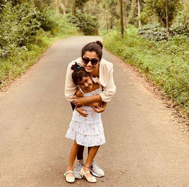Rashmika Mandanna Latest Gallery