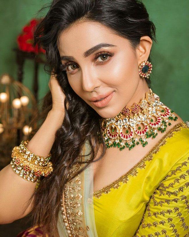 Parvati Nair Looking Fascinating In Saree