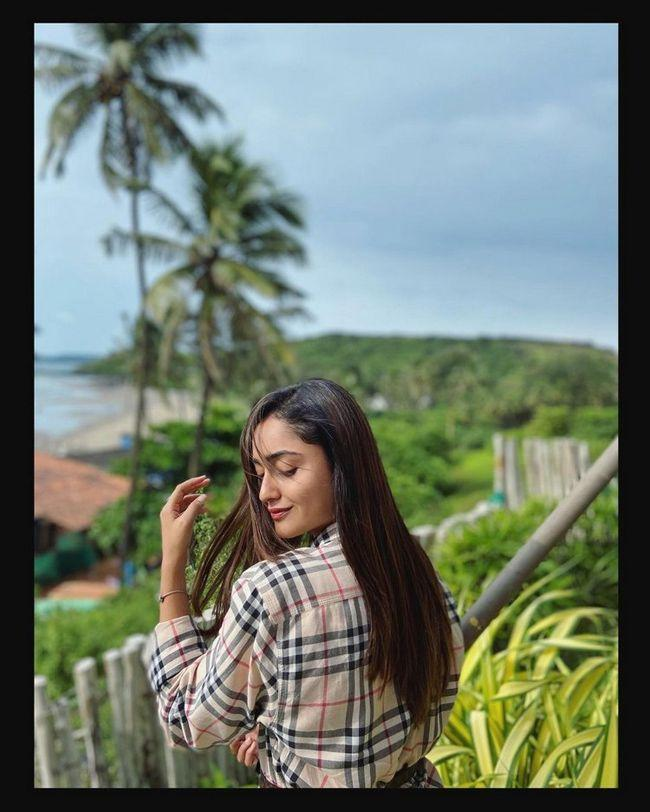 Tridha Chowdary Charming Stills