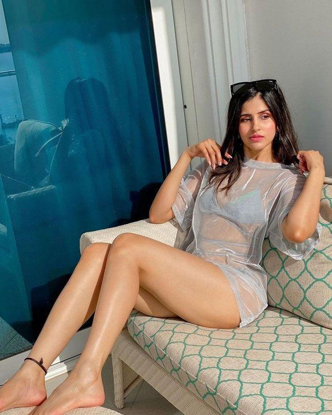 Sakshi Malik Beautiful Images