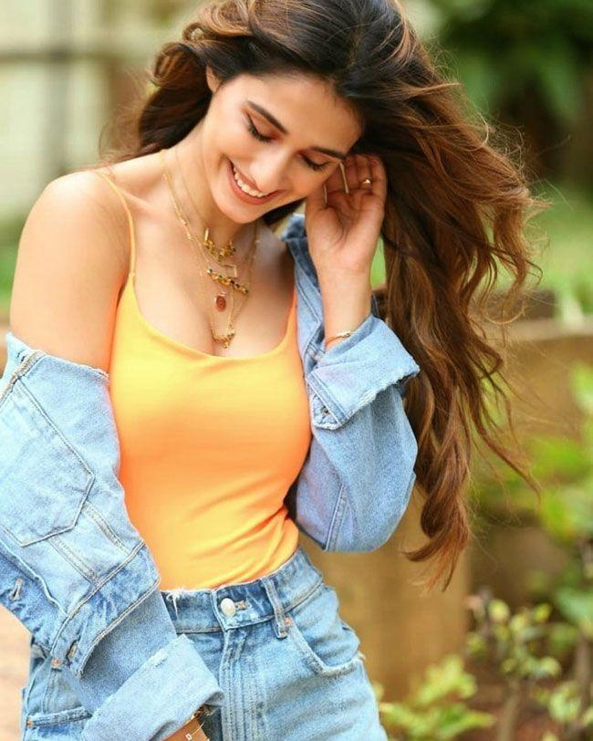 Disha Patani Steals Your Heart With Her Beautiful Stills