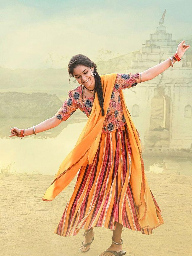 Tribute To Keerthy Suresh Life Time Best Moments