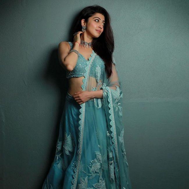 Pranitha Subhash Looking Beautiful