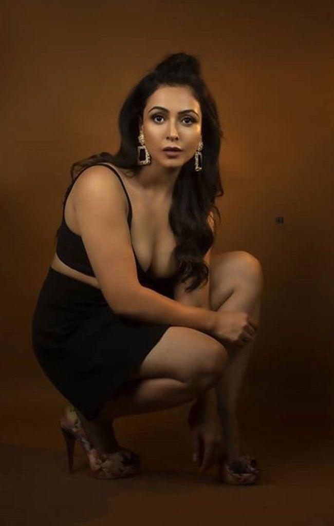 Nandini Rai Naughty Poses