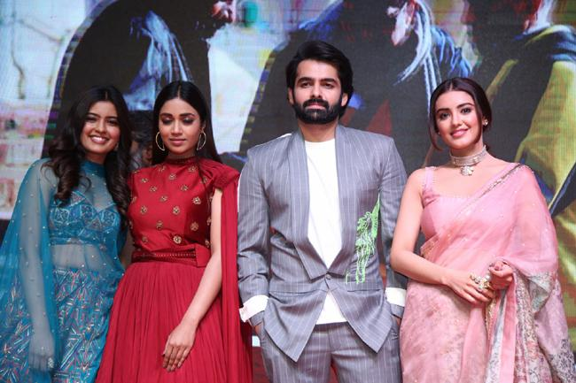 Red Movie Pre Release Event Photos