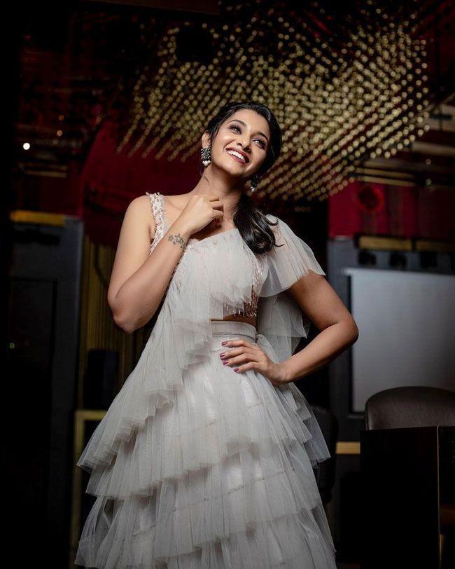 Priya Bhavani Shankar Fascinating Pics