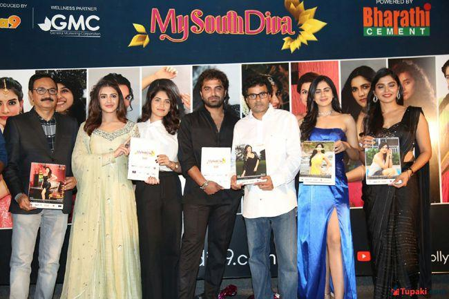 My South Diva Calender Launch 2021