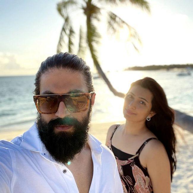 Yash Vacation Photos