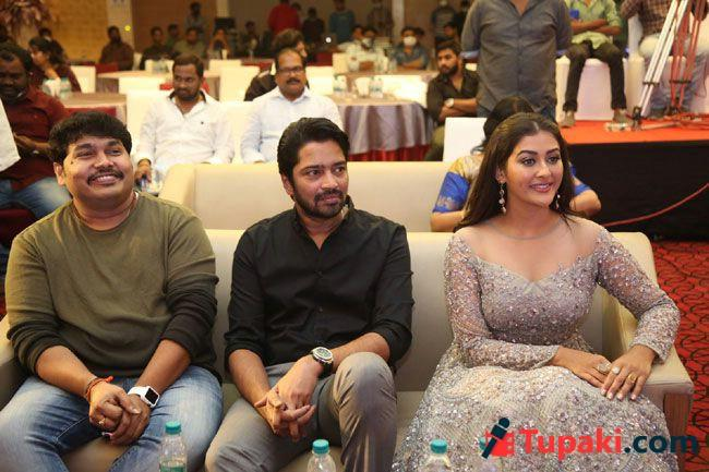 Bangaru Bullodu Movie Pre release event