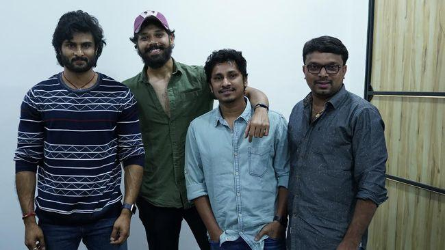 Sudheer Babu Launched Bomma Blockbuster Lyrical Song