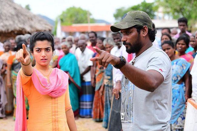 Sulthan Movie Working Stills