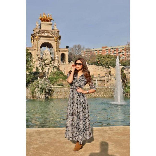 Shama Sikander Joyful Looks