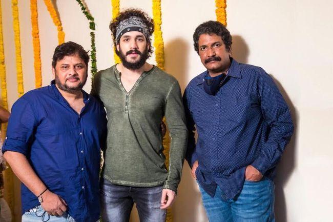 Akhil Akkineni Surender Reddy Movie Opening