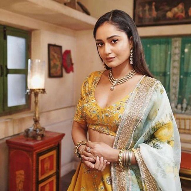 Tridha Choudhury Charming Images