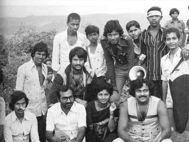 Chiranjeevi Old Unseen Photos Gallery