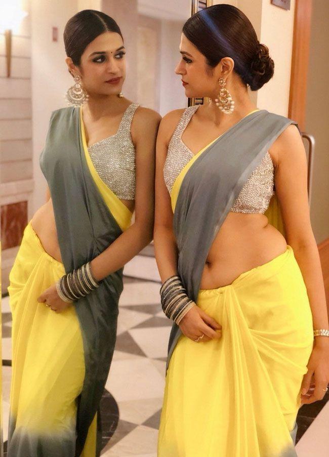 Shraddha Das New Saree Images