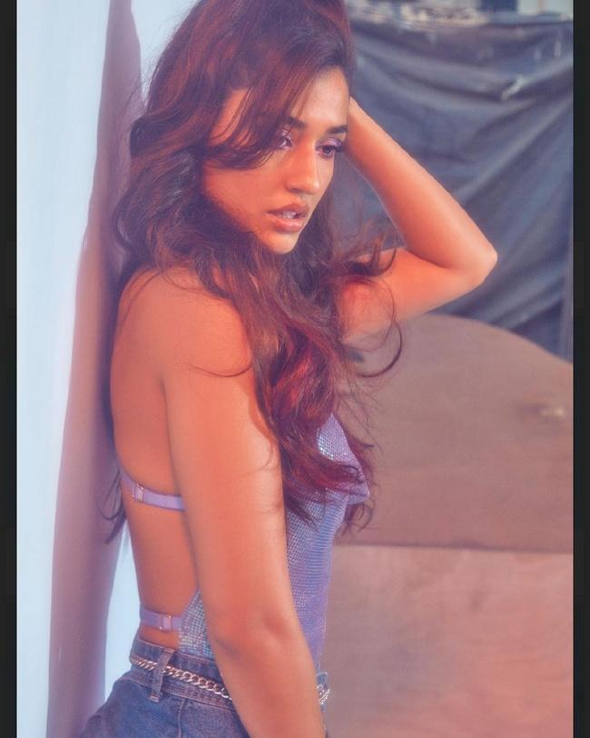 Bollywood Actress Disha Patani Latest Photoshoot