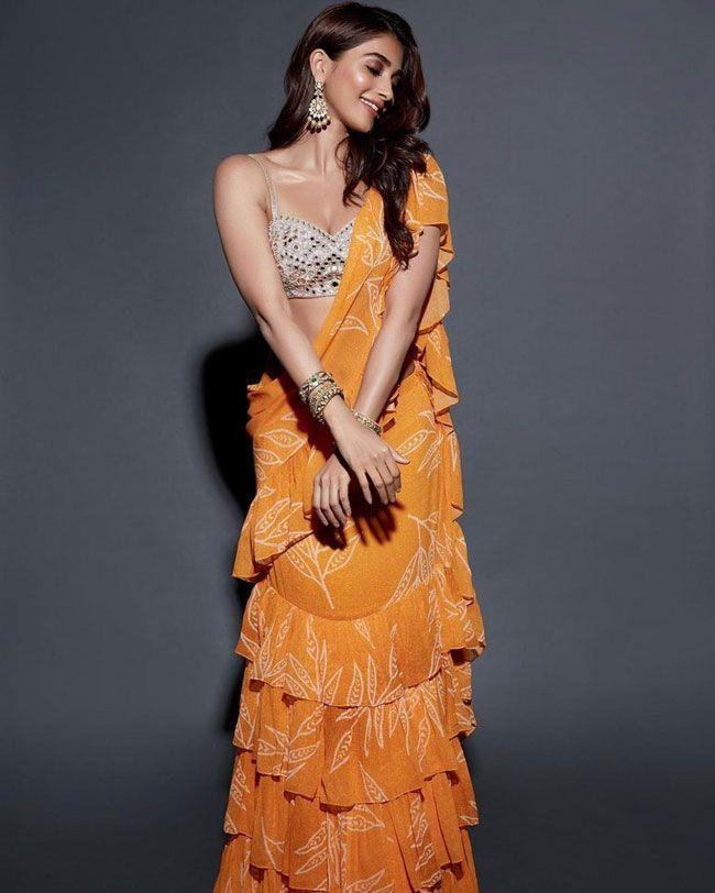 Pooja Hegde New Glam Pics
