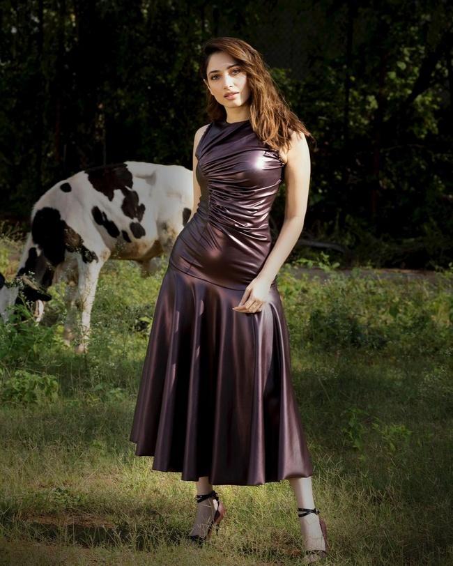 Actress Tamannaah Bhatia Latest Photoshoot