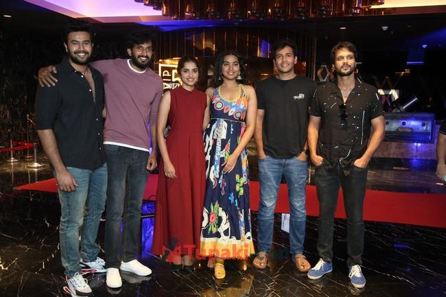 Panchathantram Movie Teaser Launch