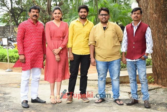 Tamasoma Jyotirgamaya Movie Press meet