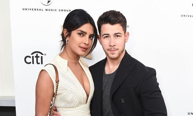 Priyanka Chopra stuns at Grammy Awards
