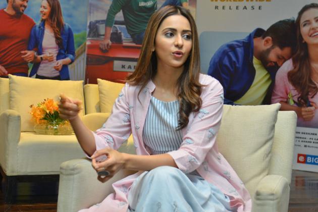 Rakul Preet Singh New Pictures