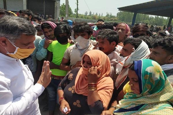 प्रवासियों को नि: शुल्क भिजवाया जाएगा बिहार : शिक्षा मंत्री