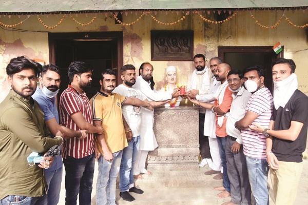 श्रीराम मंदिर निर्माण में प्रयोग होगी शहीद सुखदेव के घर की मिट्टी