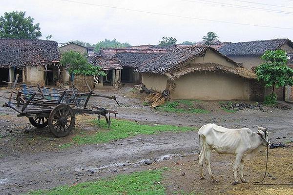 गांवों वाला भारत