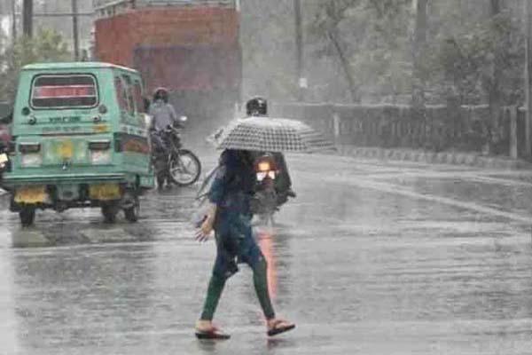 हिमाचल में तीन दिन तक भारी बारिश का अलर्ट, 10 जिलों के लिए मौसम विभाग ने ऑरेंज अलर्ट किया जारी