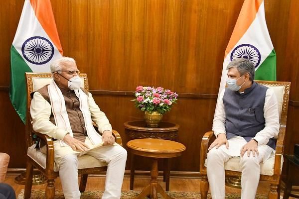 करनाल-यमुनानगर रेलमार्ग को केंद्र ने प्रदान की स्वीकृति