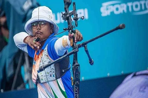 Tokyo Olympics 2020 : अंतिम 16 में पहुंचीं तीरंदाज दीपिका कुमारी, पदक की आस बरकरार