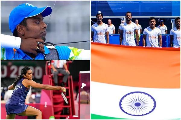 Tokyo Olympics: भारत की धमाकेदार शुरुआत, मेंस हॉकी टीम की जबरदस्त जीत- पीवी सिंधु जोरदार फॉर्म में