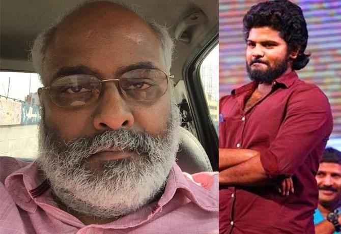 Keeravani Son Sree Simha As Hero In Mattu Vadalara Teaser Video-కీరవాణి కొడుకు హీరోగా...