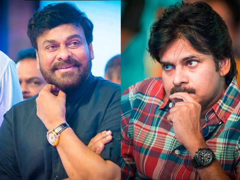 Chiranjeevi, Pawan Kalyan Chief Guests for two Pre-release events of Ala  Vaikunthapurramuloo - tollywood