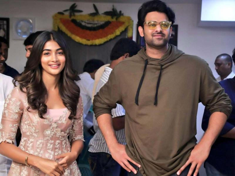 First Look Of Prabhas20 On This Sunday Tollywood