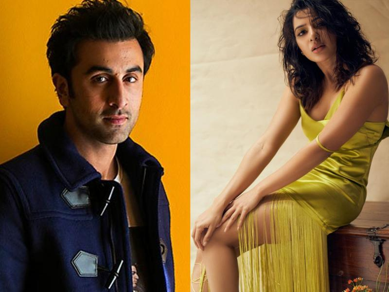 Samantha wants to romance Ranbir Kapoor - tollywood