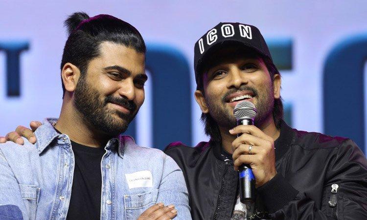 Arjun reddy movie first heros details
